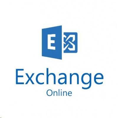 Exchange Online Plan 2 SubsVL OLV NL 1Mth AP