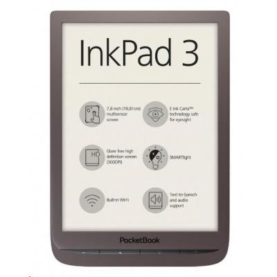 POCKETBOOK 740 Inkpad 3, Dark Brown