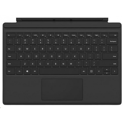 Microsoft Surface Go Type Cover (Light Charcoal), Commercial, CZ&SK