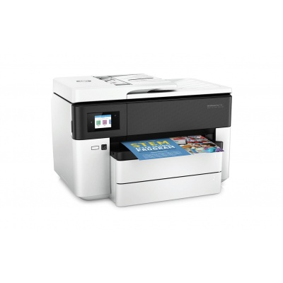 HP All-in-One Officejet PRO 7730 Wide Format (A3, 22/18 ppm, USB, Ethernet, Wi-Fi, Print/Scan A4/Copy/FAX, Tray)