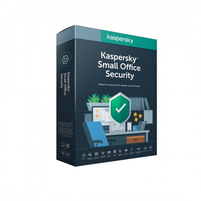 Kaspersky Small Office 5-9 licencí 3 roky - obnova