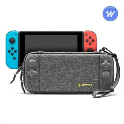 tomtoc tenké pouzdro na Nintendo Switch, šedé
