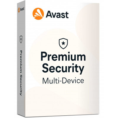 _Prodloužení Avast Premium Security Multi-Device 1 licence na 24 měsíců (až na 10 PC )