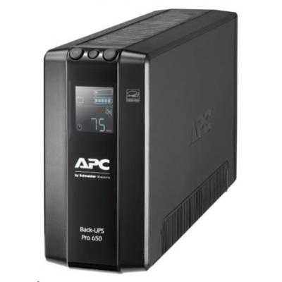 APC Back UPS Pro BR 900VA, 6 Outlets, AVR, LCD Interface (540W)