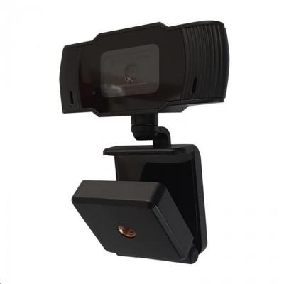 Umax Webcam W5 - Kvalitní 5 megapixelová webová kamera s mikrofonem, autofocusem a připojením přes USB