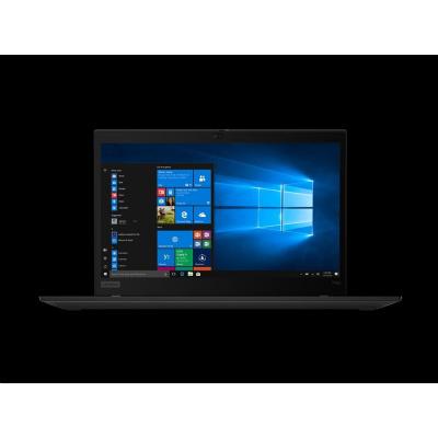 """LENOVO NTB ThinkPad T14s AMD - Ryzen 5 PRO 4650U@2.1Ghz,14"""" FHD IPS mat,16GB,256SSD,noDVD,HDMI,backl,IR cam,W10P,3r car"""
