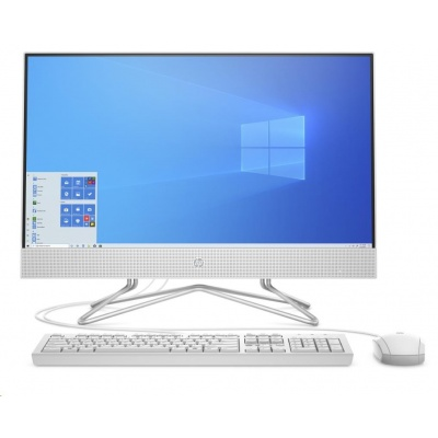 HP PC AiO 24-df0002nc,LCD 23.8 FHD AG LED,AMD Athlon 3050U 2GHz,8GB DDR4 2400,512 GB SSD,AMD Integrated Graphics,Win10