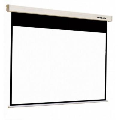 Reflecta ROLLO Crystal Lux (200x159cm, 4:3, viditelné 196x147cm) plátno roletové