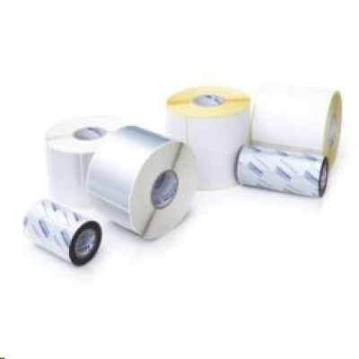 Citizen RATING PACK, label roll, colour ribbon, resin, 60x40mm, silver