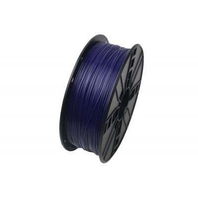 GEMBIRD Tisková struna (filament) PLA, 1,75mm, 1kg, galaxy modrá