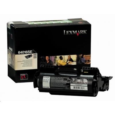 LEXMARK toner BLACK 58D2H00 return MS72x/MS82x/MX72x/MX82x 15000str.