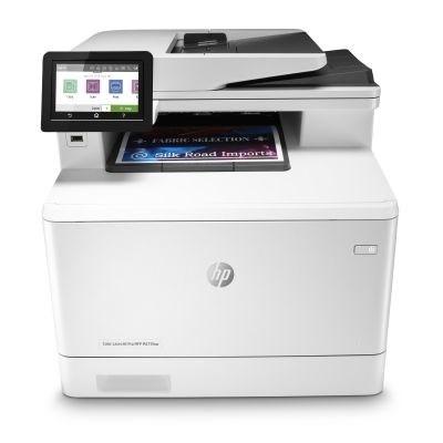 HP Color LaserJet Pro MFP M479fnw (A4, 27/27ppm, USB 2.0, Ethernet, Wi-Fi, Print/Scan/Copy/Fax)