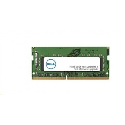 Dell Memory Upgrade - 8GB - 1RX8 DDR4 SODIMM 3200MHz