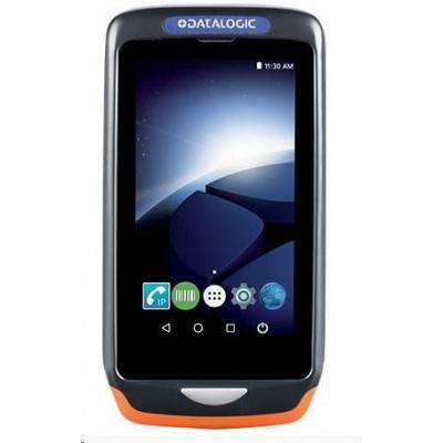 Datalogic Joya Touch A6, 2D, USB, BT, Wi-Fi, NFC, dark grey, oranžová, Android