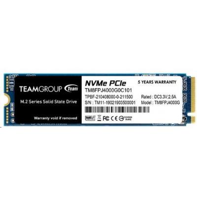 Team SSD M.2 4TB MP34Q NVMe (3400/3000 MB/s)