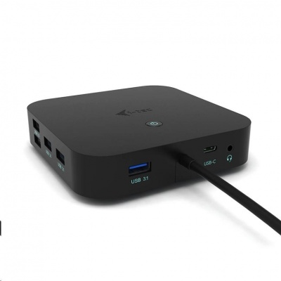 i-tec USB-C Dual Display Docking Station with Power Delivery 100 W