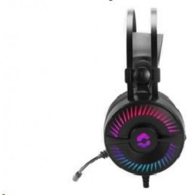 SPEED LINK herní sluchátka SL-860006-BK QUYRE RGB 7.1 Gaming Headset, black