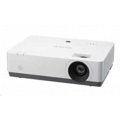 SONY projektor VPL-EX435 3200lm, XGA, 20000:1, 2X RGB, 2X HDMI, USB, S-Video, Video in, RJ45, RS232