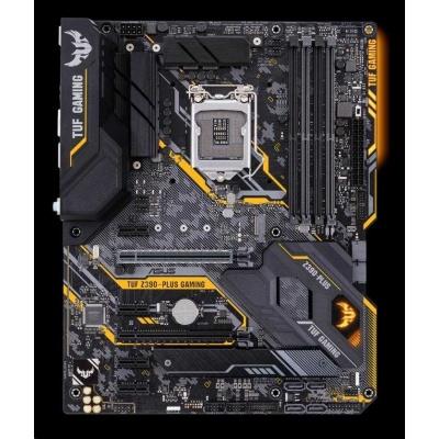 ASUS MB Sc LGA1200 TUF GAMING Z490-PLUS, Intel Z490, 4xDDR4, 1xDP, 1xHDMI