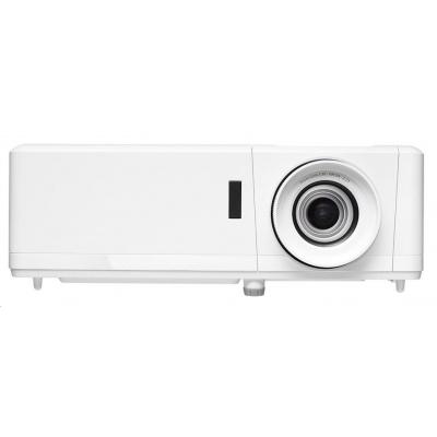 Optoma projektor ZW400 (DLP, LASER, FULL 3D, WXGA, 4000 ANSI, 250 000:1, HDMI, VGA, LAN, 10W speaker)