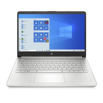 "HP NTB Laptop 14s-dq1004nc;14"" FHD AG IPS;i7-1065G7;8GB DDR4 2666;512GB SSD;Intel Iris Plus;silver;WIN10"