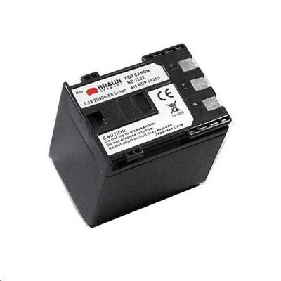 Braun akumulátor CANON BP-2L22, 2040mAh