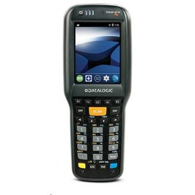 Datalogic terminálSkorpio X4 Cihla,WLAN MIMO,BT v4,1GB/8GB,28-Key,Green Laser 1D ,Win EMB Compact 7,EU