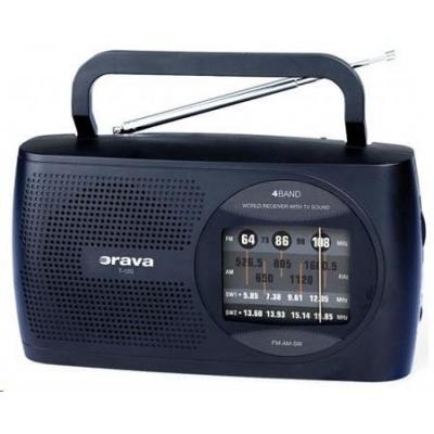 ORAVA T-120 B rádio