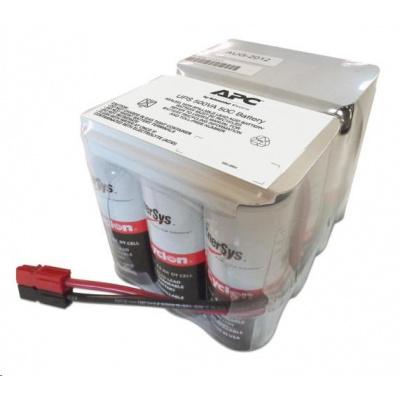 APC Replacement Battery Cartridge #136, SUA500PDR-H
