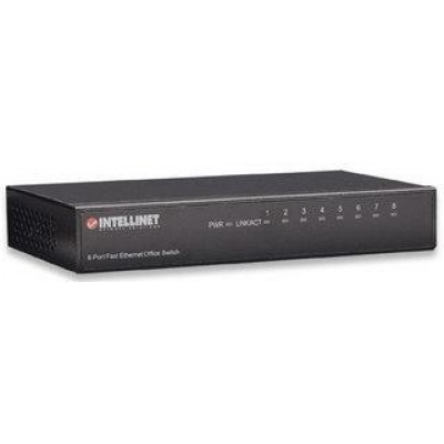 Intellinet Switch 8 Port 10/100, kov