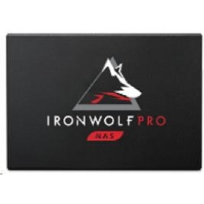 "SEAGATE SSD 3.84TB IronWolf Pro 125 2,5"" SATA 6Gb/s"