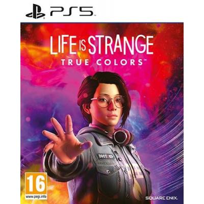 PS5 hra Life is strange: True colors