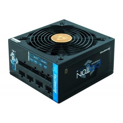 CHIEFTEC zdroj Proton, BDF-850C, 850W, 14cm fan, PFC, 80+ Bronze, Cable Management