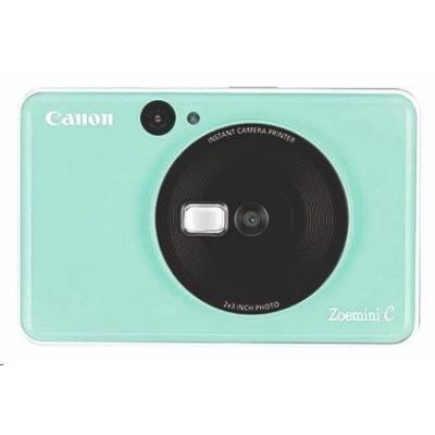 Canon Zoemini C instantní fotoaparát - mátově zelená - Essentials kit