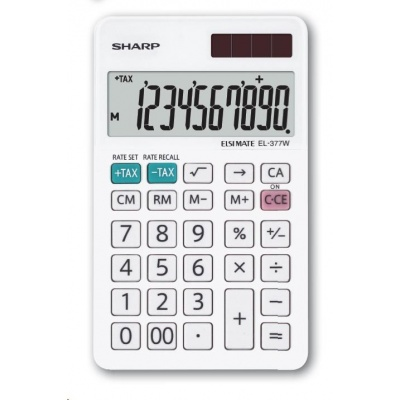 SHARP kalkulačka - EL377W