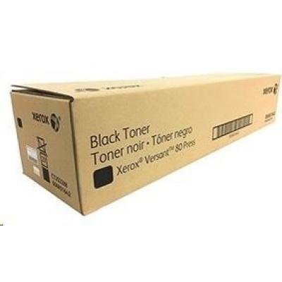 Xerox Black toner pro Versant 80