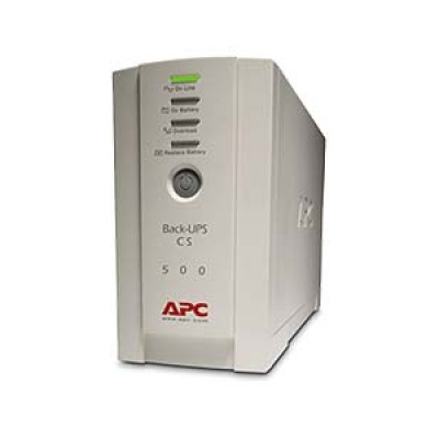 APC Back-UPS CS 500 USB/Serial 230V (300W)