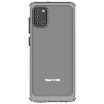 Samsung zadní kryt GP-FPA315KDATW pro Galaxy A31, transparentní