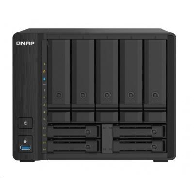 QNAP TS-932PX-4G (4C/Cortex A57/1,7GHz/4GBRAM/9xSATA/2xSFP+/2x2,5GbE/3xUSB3.0)