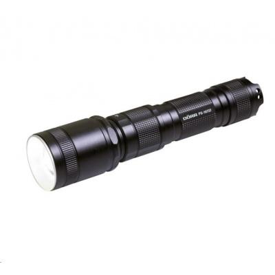 Doerr PS-16737 - PremiumSteel Li-Ion svítilna (dobíjecí)