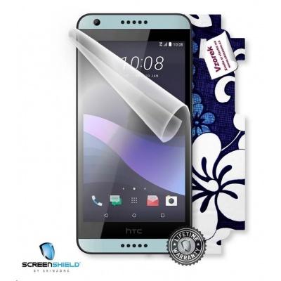 Screenshield fólie na displej + voucher (vč. popl. za dopr. k zákaz.) pro HTC Desire 650