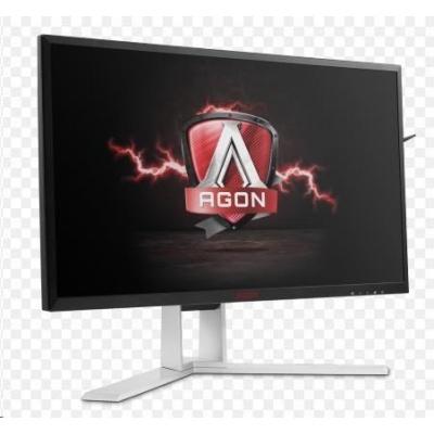 """AOC MT LCD WLED 23,8"""" AG241QG - herni, 350cd, 1ms, 2560x1440, HDMI, 4xUSB, DP, repro, pivot, G-SYNC"""