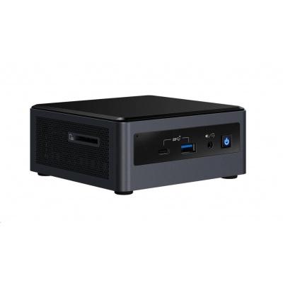 Intel NUC 10i5FNHJA - Barebone i5/8GB RAM/1TB HDD/Bluetooth 5.0/Win10Home/EU kabel - mini PC
