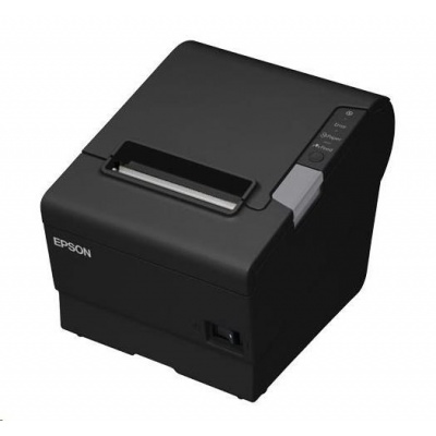 Epson TM-T88VI, USB, LPT, Ethernet, ePOS, black