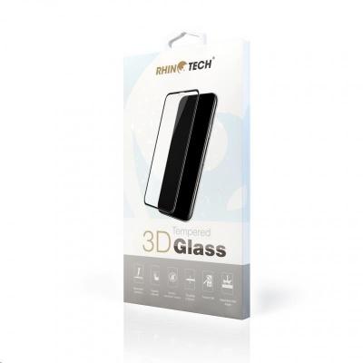 RhinoTech 2 Tvrzené ochranné 3D sklo pro Apple iPhone SE 2020 (Edge Fit)