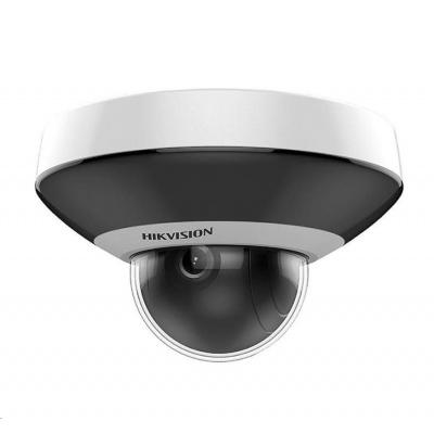 HIKVISION IP kamera 4Mpix, H.264, 25 sn/s, obj.2.8mm (100°), PoE, DI/DO, audio, IR 15m, 3DNR, MicroSDXC, IP66