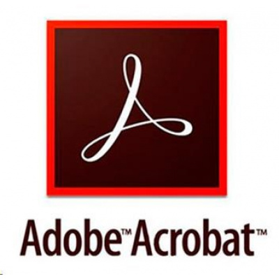 Acrobat Pro DC MP Multi Euro Lang ENTER LIC SUB New 1 User Lvl 2 10-49 Month