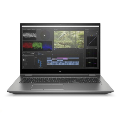 HP ZBook Fury 17G7 i7-10750H, 17.3FHD AG LED 300, 1x32GB DDR4, 512GB NVMe m.2, RTX3000/6GB, WiFi AX, BT, Win10Pro