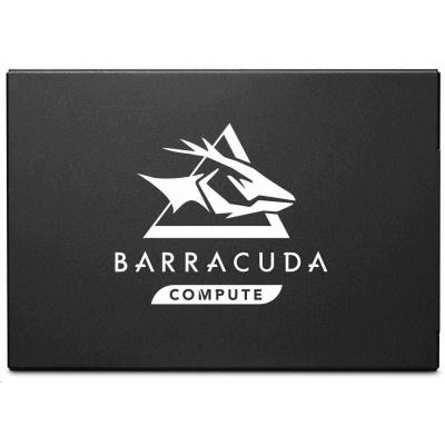 """SEAGATE BARRACUDA Q1 SSD 480GB 2,5"""" SATA III 6Gb/s, (R:550/W:500MB/s)"""