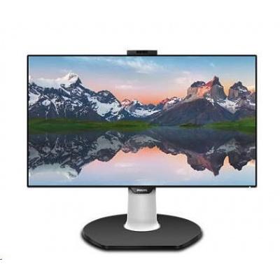 """Philips MT IPS LED 31,5"""" 329P9H/00 - IPS panel, 3840x2160, 2xHDMI, DP, USB-C dock, RJ45, repro, pivot"""